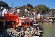 Ruta por el Norte de la India - Haridwar - Templo Har Ki Pauri