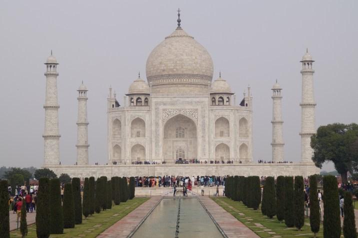 Mausoleo Taj Mahal 01