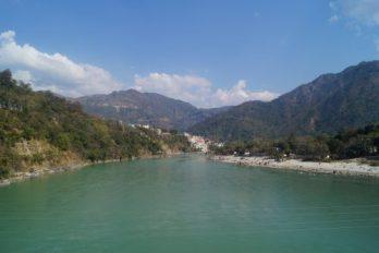 Trip to Rishikesh - Ganges River