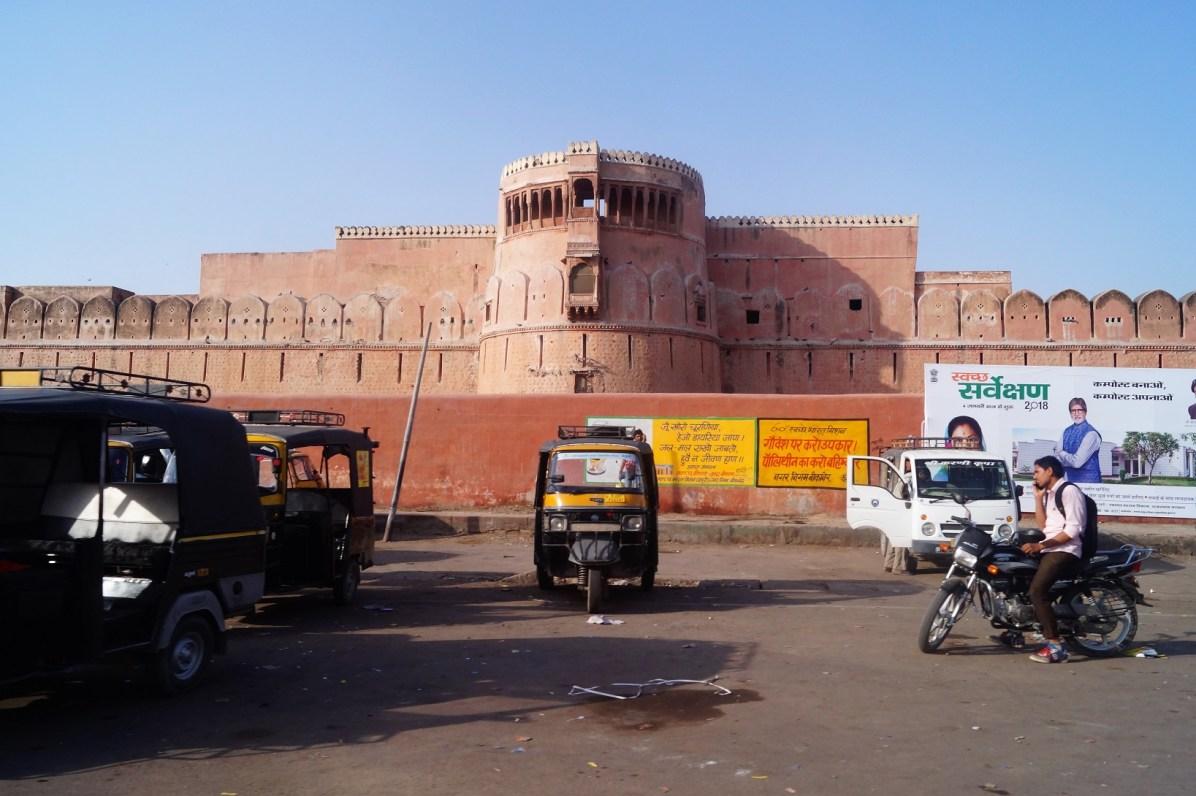Bikaner Fuerte Junagarh - Bikaner y el Templo de las Ratas: mitos y supersticiones