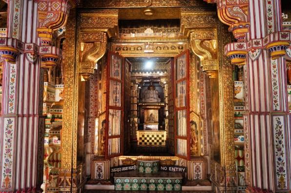 Bikaner Templo Bhandasar Jain 01 - Bikaner y el Templo de las Ratas: mitos y supersticiones