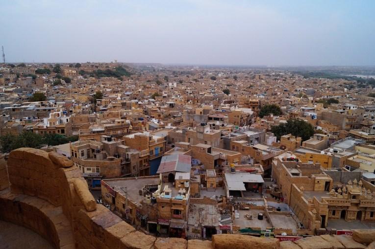 Jaisalmer Fuerte de Jaisalmer 02 - Jaisalmer y el desierto del Thar, un safari de dos días inolvidable