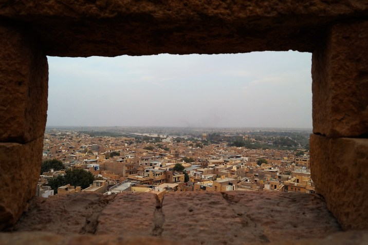 Jaisalmer - Fuerte de Jaisalmer 03