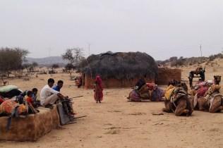 Jaisalmer Safari desierto Thar 02 - Lo mejor de Jaisalmer y el desierto del Thar; safari de dos días