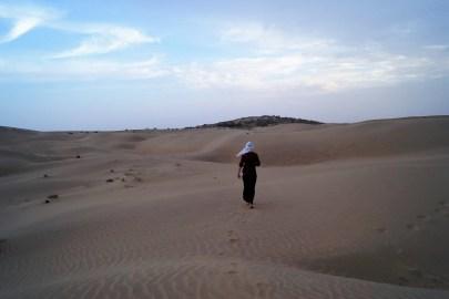 Qué ver en Jaisalmer - Las dunas del Thar