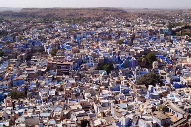 Jodhpur Ciudad Azul 06 1024x682 - Travel Route for Northern India, 3 weeks or 1 month