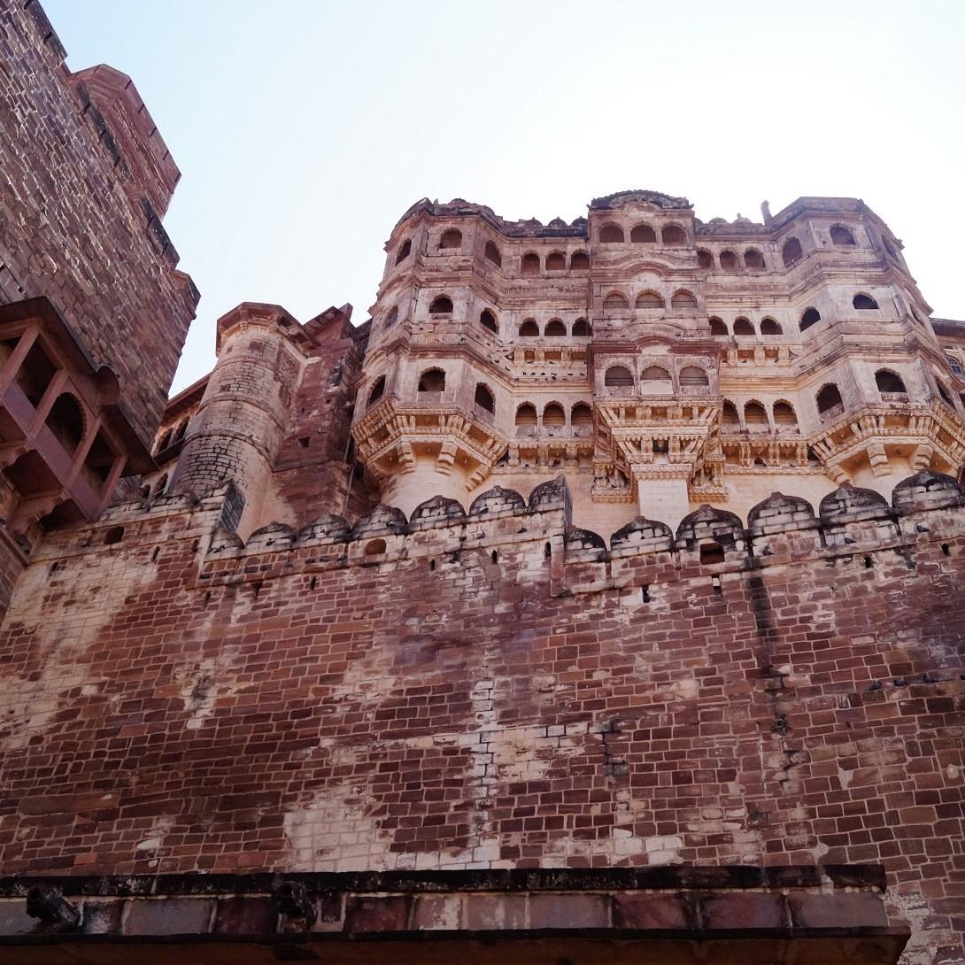 Jodhpur Fuerte de Mehrangarh 03 - Blue City of Jodhpur and Mehrangarh Fort in 1 day