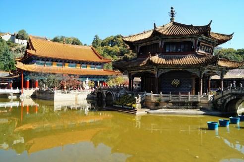 Kunming - Yuantong Temple