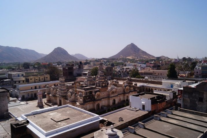 Pushkar Vistas desde el ático 1024x682 - Visiting Pushkar; the 5 best things to do and see