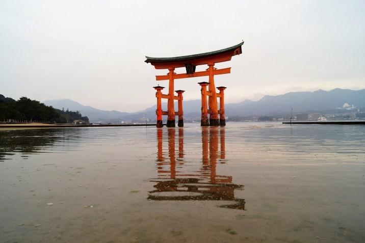 Japón - Visita al gran Torii