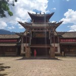 Shaxi plaza - Organized trip to Yunnan: 12 day route
