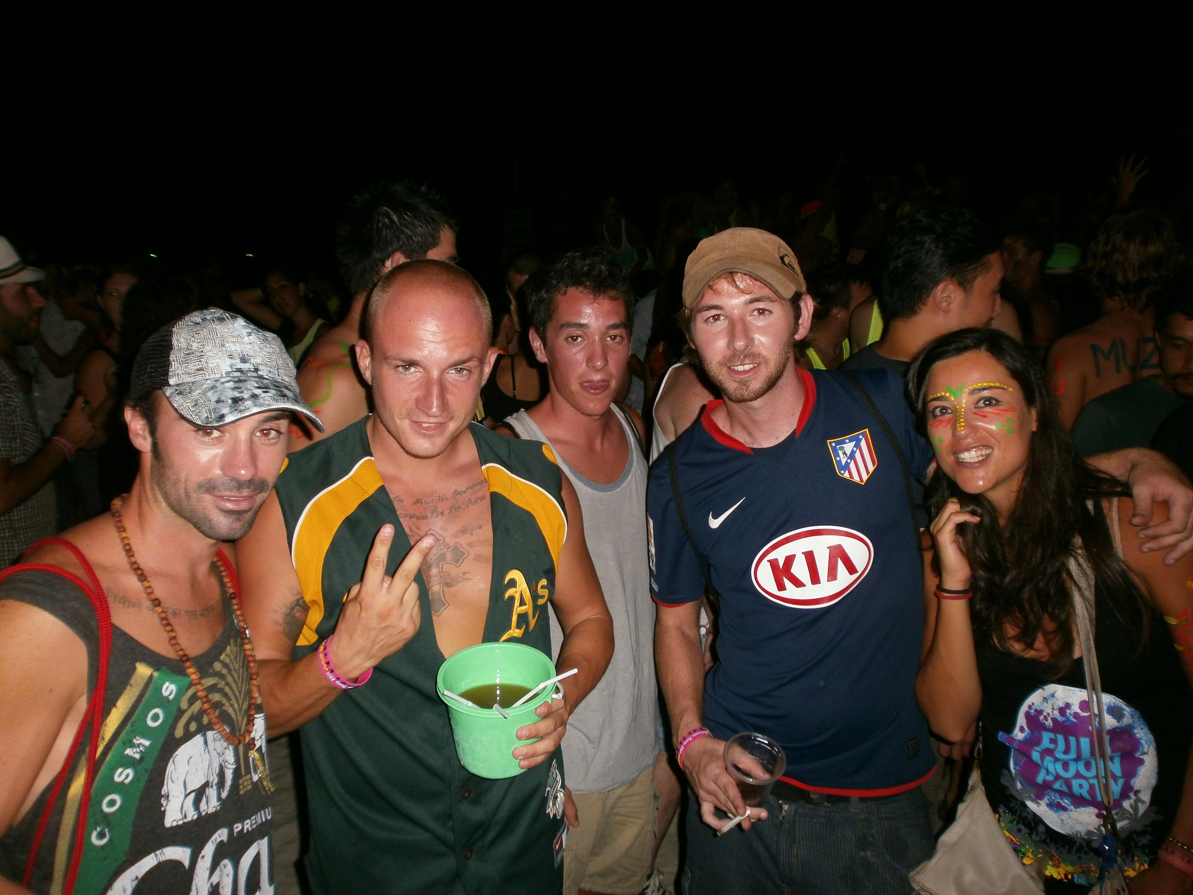 Tailandia Full Moon Party - Golfo de Tailandia: guía de qué hacer en cada una de las islas