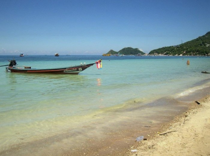Tailandia Playa Koh Samui - Gulf of Thailand: Guide to the best islands