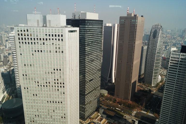 Tokio Barrio Shinjuku Edificio del Gobierno Metropolitano 03 1024x682 - Tokyo in 4 days: 5 must-see places