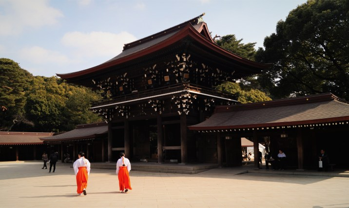 Tokio Santuario Meiji 10 1024x609 - Tokyo in 4 days: 5 must-see places