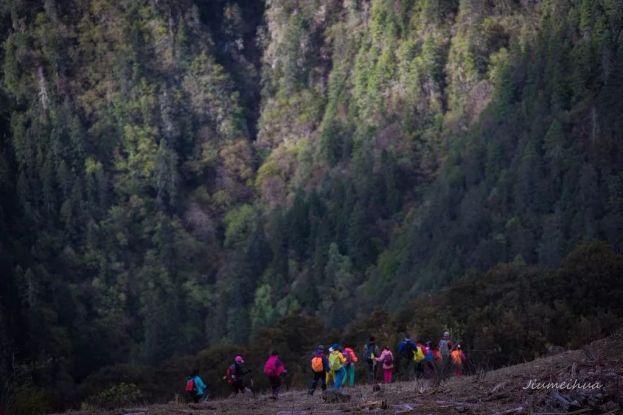 Trekking en China Shangri la Balagzong Mountain - Hiking in China; 5 day trip to the Grand Canyon of Shangri-la