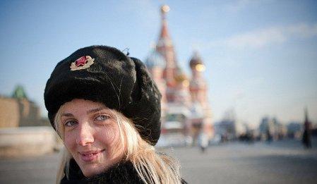 mujeres rusas