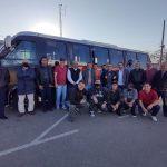 Agradecimento aos Estivadores – 1º Fórum Portuário Avulso – Regional Sul