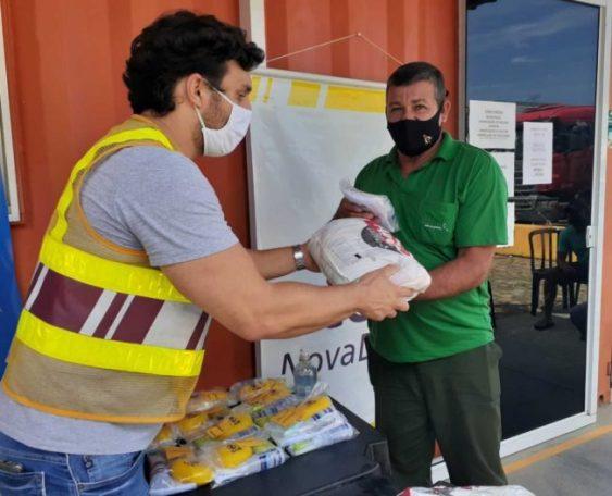 campanha nova dutra caminhoneiros cestas2 e1614976345762 - Sindicamp