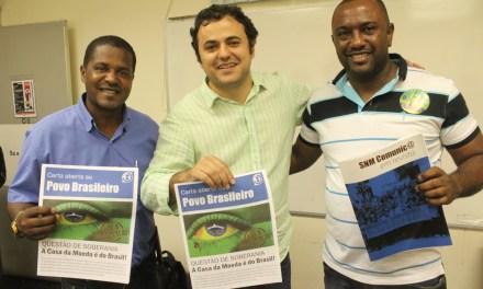 Projeto do deputado Glauber Braga busca sustar licitação ilegal publicada pelo Banco Central