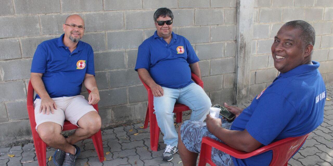 Confraternização dos Aposentados no Sindicato Nacional dos Moedeiros é um sucesso!