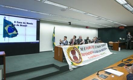 Parlamentares falam sobre lançamento da Frente Parlamentar em defesa da CMB