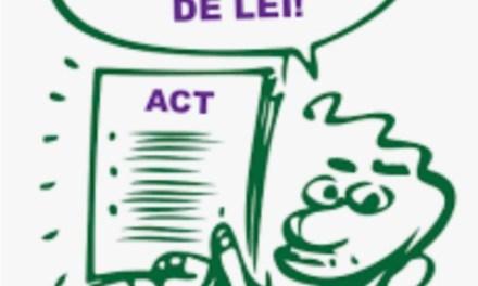 Propostas para o ACT 2019