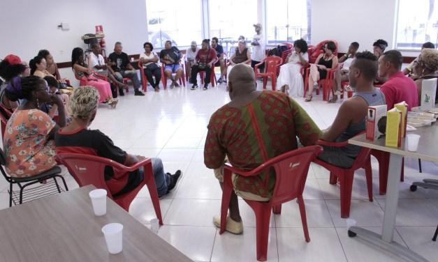 Dia da Consciência Negra é rememorado no Sindicato dos Moedeiros