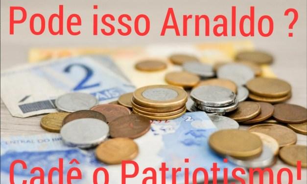 Brasil receberá este mês moedas de real fabricadas na Holanda.