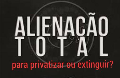 Alienação da participação acionária da União na Casa da Moeda do Brasil