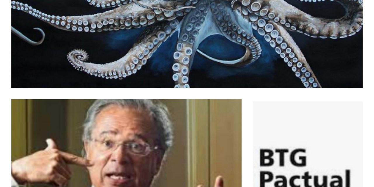 Paulo Guedes: o banqueiro e seus tentáculos