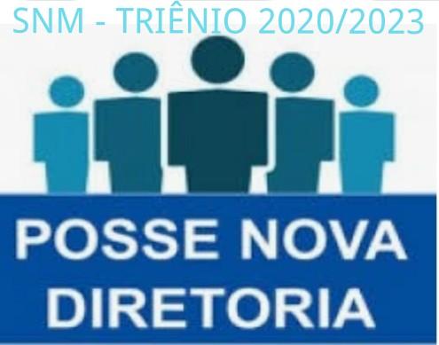 EDITAL DE CONVOCAÇÃO ASSEMBLEIA GERAL EXTRAORDINÁRIA – POSSE DA NOVA DIRETORIA DO SNM TRIÊNIO 2020/2023