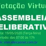 EDITAL DE CONVOCAÇÃO ASSEMBLEIA GERAL EXTRAORDINÁRIA – deliberação da proposta de acordo coletivo de trabalho bianual – 2019/2020