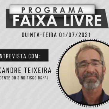Presidente da DS/Rio avalia atual projeto de reforma tributária