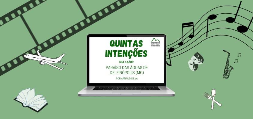 """""""Receita de Viagem"""" visita as belas cachoeiras de Delfinópolis (16/9)"""