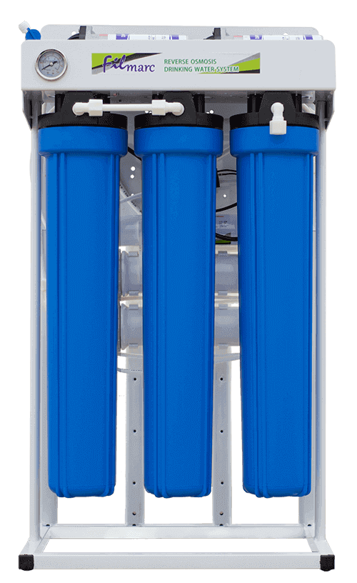 محطة تحلية مياه 200 جالون السندي لحلول المياه