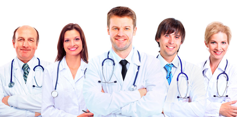 Resultado de imagem para imagem médicos especialistas