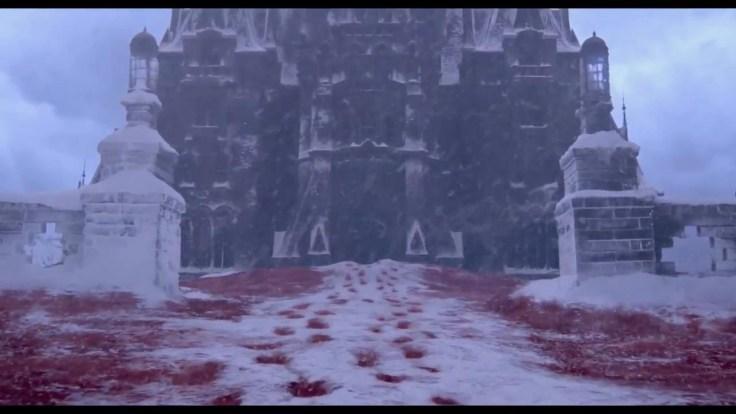 crimson peak My Top 10 Halloween Movies