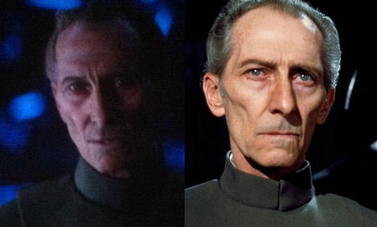 rogue one uncanny valley