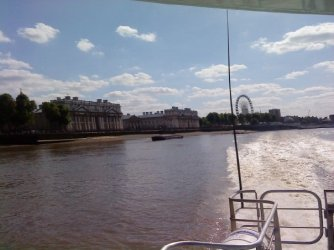 london themes river