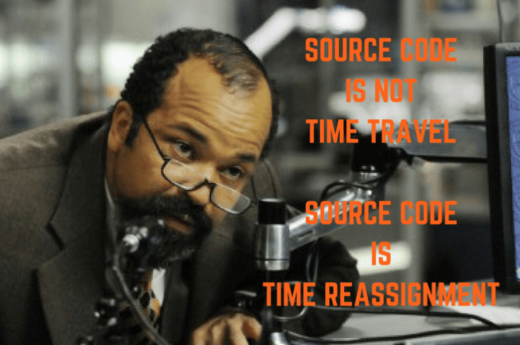 dr rutledge quote - source code