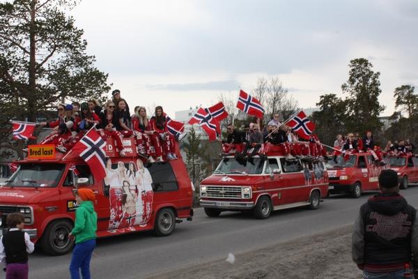 russ bus