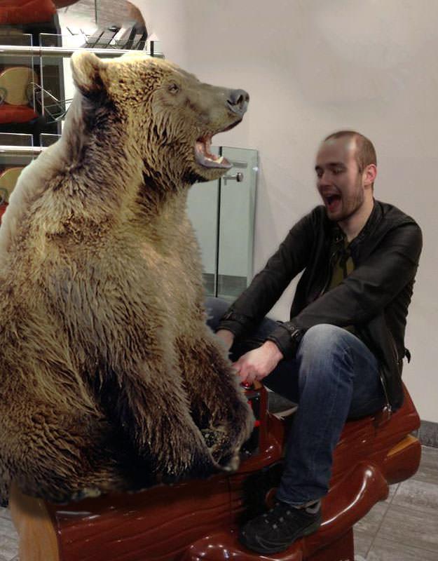 winnie the bear doom