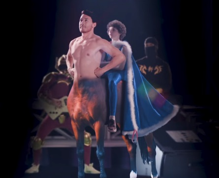 nsp ninja sex party danny don't you know that fill wolfhard is on a markiplier centaur