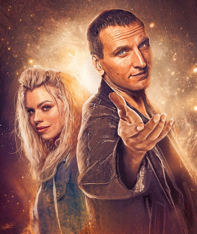 doctor who ninth doctor season series 1 Christopher Eccleston Billie Piper Rose Tyler.jpg