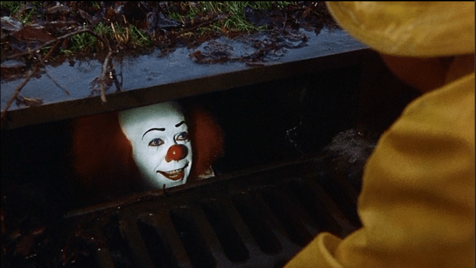 it 1990 tim curry pennywise