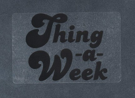 thing-a-week cd collection all one two three four jonathan coulton steel box set