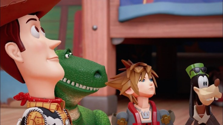 Kingdom Hearts 3 - A Bizarre Nostalgia Trip