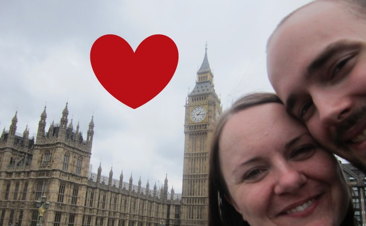 Visiting London As A Couple