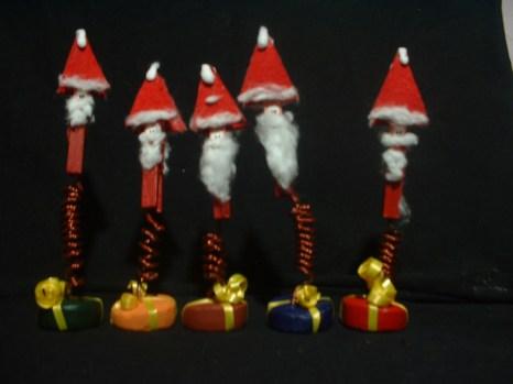 Weihnachtliche Klemmentinies